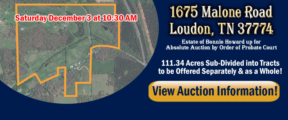 111.34 Acres in Loudon