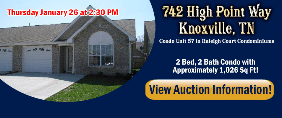 742 High Point Way Knoxville, TN