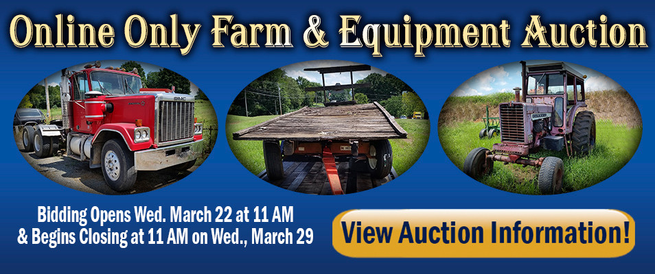 farm and equipment
