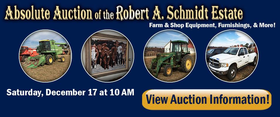 Schmidt Auction