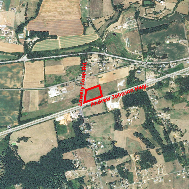 SOLD – Auction of 5.45 Acre Development Tract