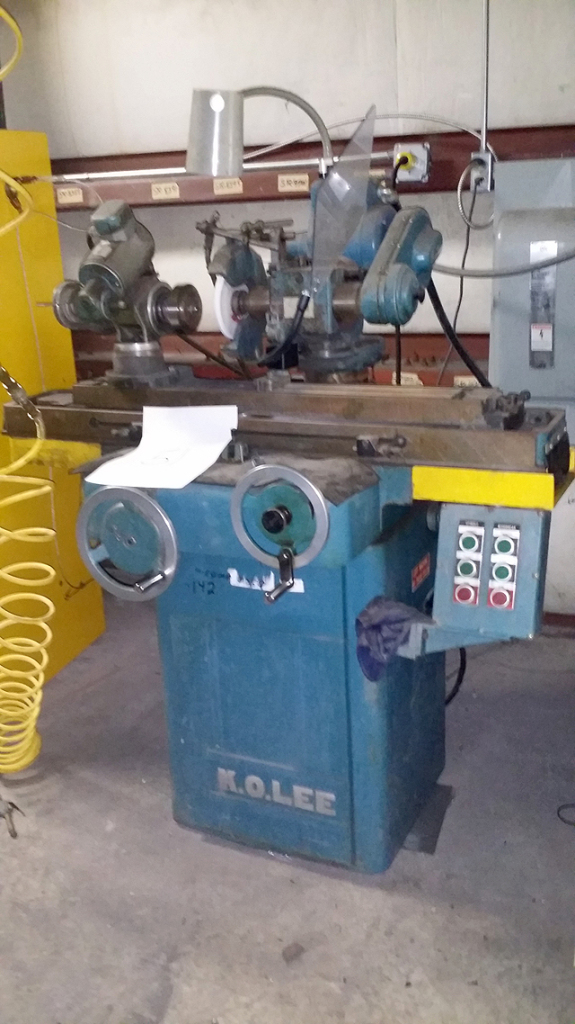 ENDED – Absolute Auction – Surplus Industrial Equipment