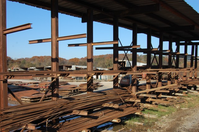ENDED – Absolute Auction – Burnett Salvage Yard