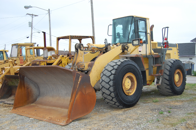 ENDED – Great Smoky Auction – Construction, Quarry, Waste Removal & Trucking Equipment