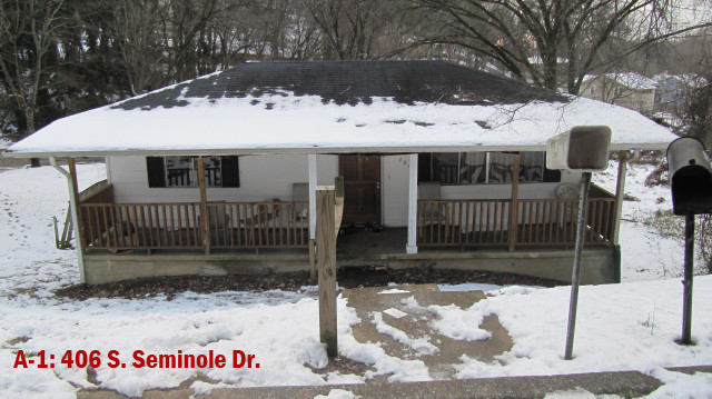 SOLD – Real Estate Auction – 62 Investment Grade Properties Throughout Chattanooga Area – 20 Being Sold ABSOLUTE!