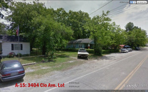 Property A-15 - 3404 Clio Ave. Lot