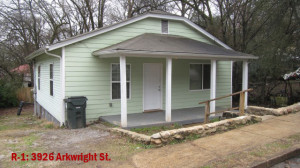 Property R-1 - 3926 Arkwirght St