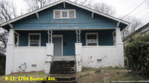 Property R-11 - 1706 Bennett Ave