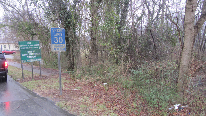 SOLD – Absolute Auction – Sale #7 of 9: Approx. 1 Acre comprised of 11 Tax Parcels along W. Broadway in Lenoir City