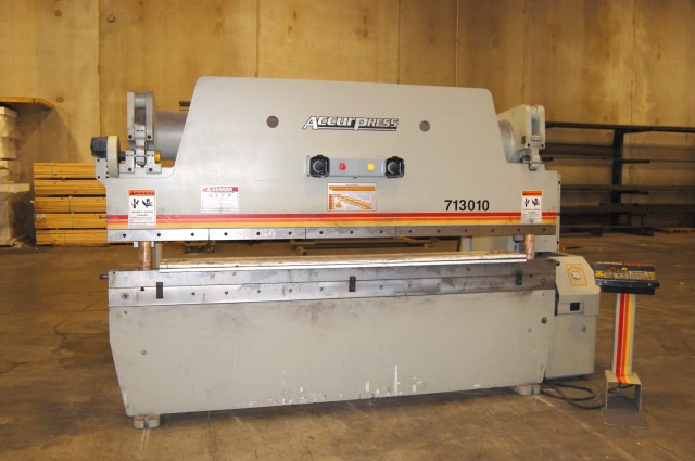 ENDED – Live & Webcast Auction of Metal Fabrication Equipment