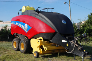 New Holland Feature
