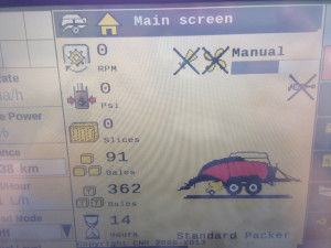 New Holland Stats