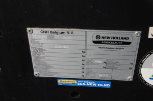 New Holland Tag
