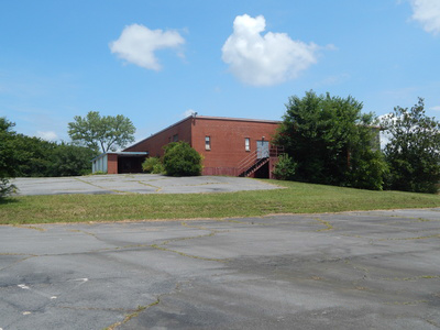 SOLD – Absolute Auction – Historic Former WNOX Radio Station Building on 2.6 Acres