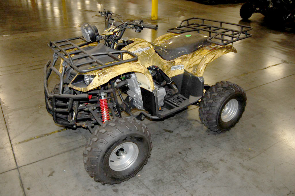 ENDED – Online Only Auction – Brand New ATVs