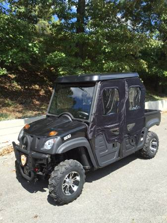 ENDED – FOR SALE – Trail Rover USA 800TXE UTVs & 110CX 4-Wheelers
