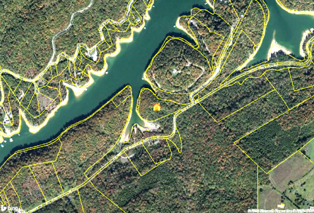 SOLD – Sale 2 of 6: Absolute Auction – Approx. 3.09 Acres on Norris Lake