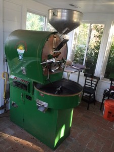 Diedrich Coffee Roaster2