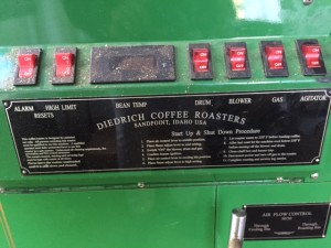Diedrich Coffee Roaster3