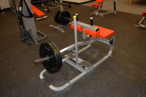 City Fitness Health Club Plate Load