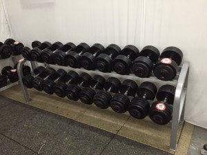 City Fitness Health Club Weights
