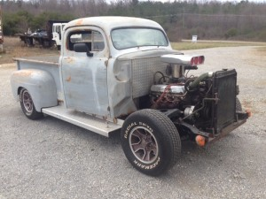 D&R 1951 Ford Rat Rod