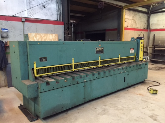 ENDED – Absolute Metalworking Equipment Auction