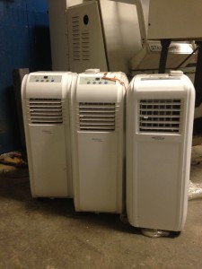13 Air conditioners
