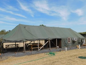 13 Army Tent