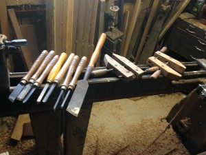 19a Wood Cutting Tools