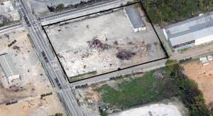 2001 16th Street - Aerial Photo
