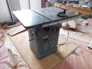 9 Table Saw