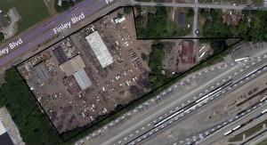 Finley - Aerial Photo
