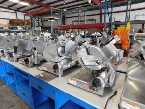 Barkel Meat Slicers