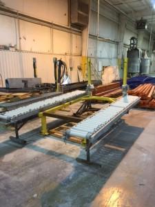 Conveyor Flip System