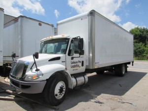 Feature - 2011 Box Truck