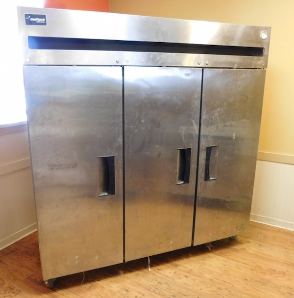 ENDED – Online Only Restaurant Equipment Auction