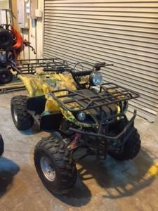 Trail Rover 4-Wheelers