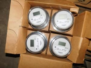 5 GE Smart Meters