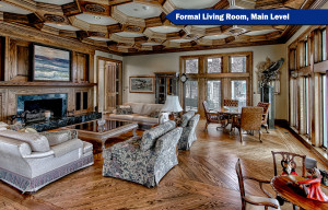 Formal Living Room, Main Level