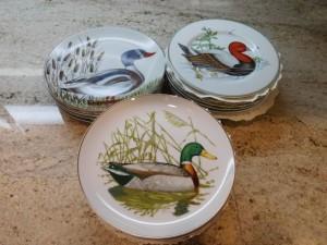Waterfowl Plates