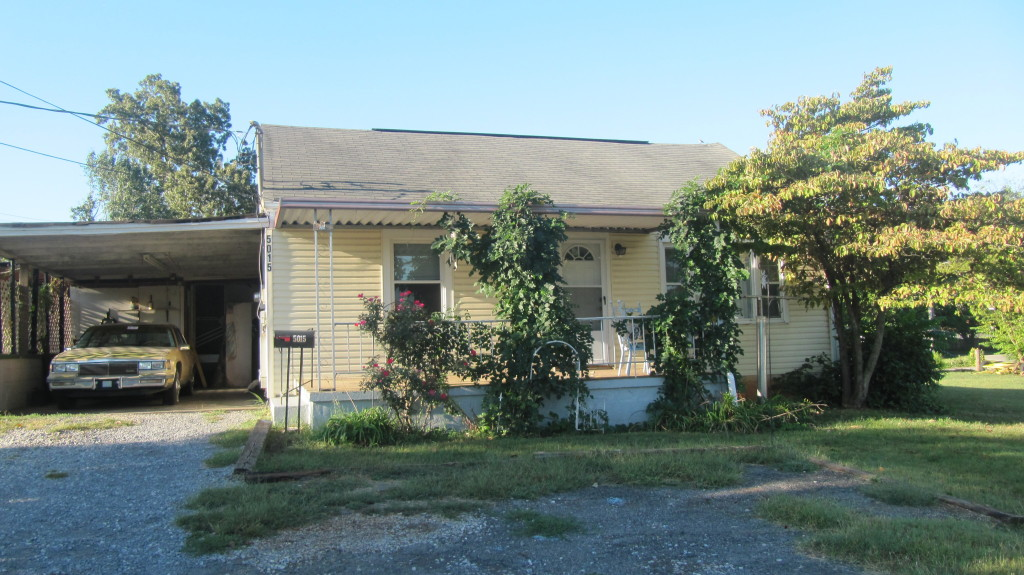 ENDED – Sale 3 – Court Ordered Real Estate Auction – 5015 Schubert Road, Knoxville
