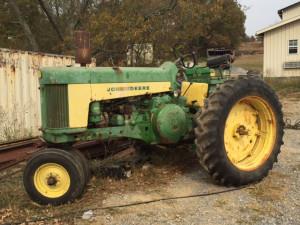 1 of 3 Antique Tractors
