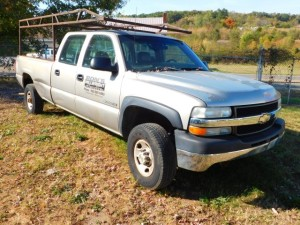 2001 Chevy 2500HD