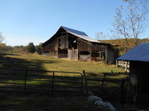 Full Sized Barn on Property