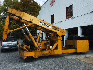 Twin Lift 35 Ton Mobile Lift System