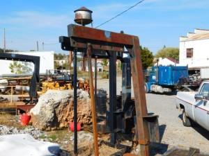 Forklift Jib and Crane Attachment