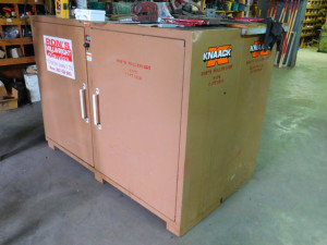 Knaack Lock Tool Box
