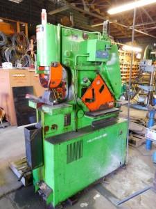 Mubea 50 Ton Ironworker