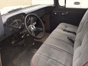 1959 Chevrolet Truck Cab